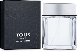 Parfémy, Parfumerie, kosmetika Tous Tous Man - Toaletní voda