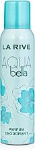 Parfémy, Parfumerie, kosmetika La Rive Aqua Bella - Deodorant