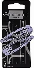 Parfémy, Parfumerie, kosmetika Sponky do vlasů, 417674, šedé - Glamour