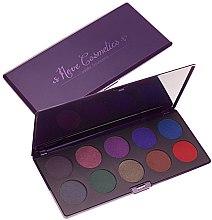 Parfémy, Parfumerie, kosmetika Paleta očních stínů - Neve Cosmetics Scurissimi Eyeshadow Palette