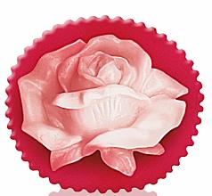 Parfémy, Parfumerie, kosmetika Glycerinové mýdlo Růže, červeno-bílé - Bulgarian Rose Soap