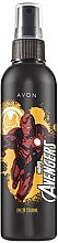 Parfémy, Parfumerie, kosmetika Avon Marvel Avengers - Parfémovaný tělový sprej pro děti