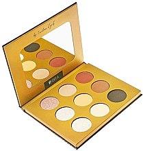 Parfémy, Parfumerie, kosmetika Paleta očních stínů - Ibra Eyeshadow Palette By Ewelina Zych