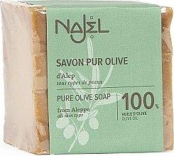 Parfémy, Parfumerie, kosmetika Olivové mýdlo 100% - Najel Pure Olive Soap From Alepo