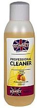"Parfémy, Parfumerie, kosmetika Odmašťovač nehtů ""Mango"" - Ronney Professional Nail Cleaner Mango"