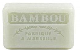 Parfémy, Parfumerie, kosmetika Marseille mýdlo Bambus - Foufour Savonnette Marseillaise Bambou