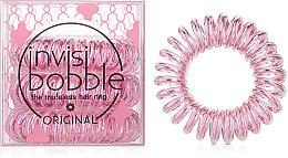 Parfémy, Parfumerie, kosmetika Gumička do vlasů - Invisibobble Original Rose Muse