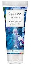 Parfémy, Parfumerie, kosmetika Hydratační krém na ruce Hruška a magnolie - Barwa Miss Me Darling Pear & Magnolia