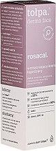 Parfémy, Parfumerie, kosmetika Uklidňující denní obličejový krém den - Tolpa Dermo Face Rosacal Face Cream