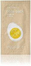 Parfémy, Parfumerie, kosmetika Náplast na nos proti černým tečkám - Tony Moly Egg Pore Nose Pack