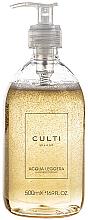 Parfémy, Parfumerie, kosmetika Culti Acqua Leggera - Parfémované mýdlo na ruce a tělo