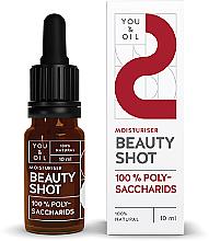 Parfémy, Parfumerie, kosmetika Pleťové sérum - You & Oil Beauty Shot Polysaccharids / Moisturiser Face Serum