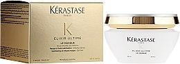 Parfémy, Parfumerie, kosmetika Vyživující maska pro matné vlasy - Kerastase Elixir Ultime Le Masque