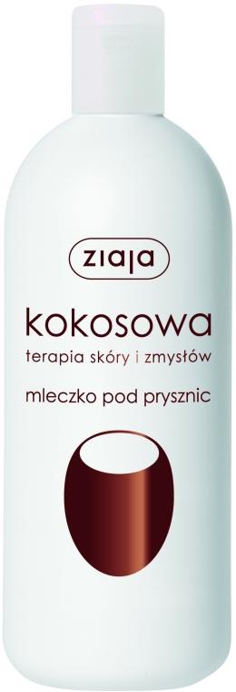 """Sprchové mléko """"Kokosové"""" - Ziaja Shower Milk"""