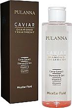 Parfémy, Parfumerie, kosmetika Micelární odličovací voda - Pulanna Caviar Micellar Fliud