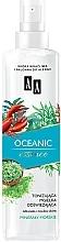 Parfémy, Parfumerie, kosmetika Tonizující a osvěžující pleťový sprej - AA Oceanic Essence