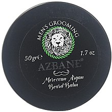 Parfémy, Parfumerie, kosmetika Balzám na vousy - Azbane Men's Grooming Moroccan Argan Beard Balm