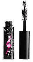Parfémy, Parfumerie, kosmetika Řasenka - NYX Professional Worth the Hype Volumizing & Lengthening Mascara (mini)