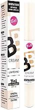 Parfémy, Parfumerie, kosmetika Reflexní korektor - Bell BB Cream Lightening 7in1 Eye Concealer