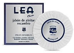 Parfémy, Parfumerie, kosmetika Mýdlo na holení - Lea Classic Shaving Soap (Náhradní náplň)