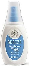 Parfémy, Parfumerie, kosmetika Breeze Deo 24h Vapo - Tělový deodorant ve spreji