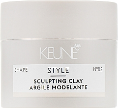 Parfémy, Parfumerie, kosmetika Modelující hlína na vlasy №82 - Keune Style Sculpting Clay (mini)