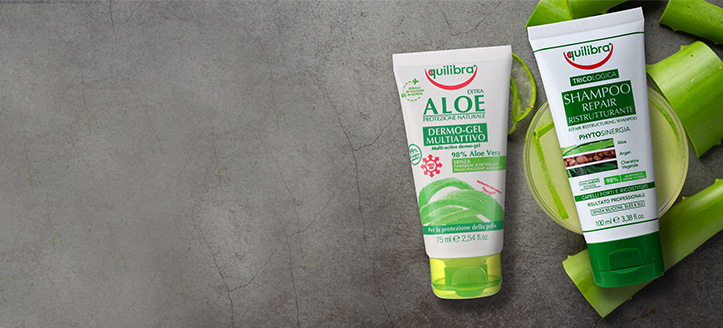 Získej šampon na vlasy jako dárek k nákupu produktů Equilibra v hodnotě nad 170 Kč