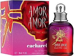 Parfémy, Parfumerie, kosmetika Cacharel Amor Amor Electric Kiss - Toaletní voda