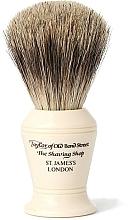 Parfémy, Parfumerie, kosmetika Holicí štětec, P375 - Taylor of Old Bond Street Shaving Brush Pure Badger size M
