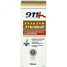 Parfémy, Parfumerie, kosmetika Cibulový balzám proti vypadávání vlasů a plešatění - 911