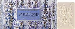 Parfémy, Parfumerie, kosmetika Dárkové mýdlo- sada Toskánská levandule - Saponificio Artigianale Fiorentino Lavender Toscana
