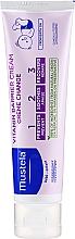 Parfémy, Parfumerie, kosmetika Ochranný krém pod plenky - Mustela Bebe Vitamin Barrier Cream