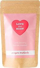 "Parfémy, Parfumerie, kosmetika Kávový tělový peeling "" Šťavnatá jahoda"" - Love Your Body Peeling"