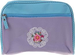 """Parfémy, Parfumerie, kosmetika Kosmetická taška """"Mandala"""", 98161, fialově modrá - Top Choice"""