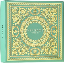 Parfémy, Parfumerie, kosmetika Versace Versense - Sada (edt 30ml + b/l 50ml)