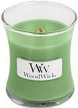 Parfémy, Parfumerie, kosmetika Vonná svíčka ve sklenici - WoodWick Candle Hemp And Ivy