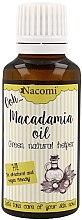 Parfémy, Parfumerie, kosmetika Makadamový olej - Nacomi