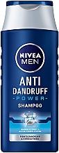 Parfémy, Parfumerie, kosmetika Pánský zpevňující šampon proti lupům - Nivea For Men Anti-Dandruff Power Shampoo