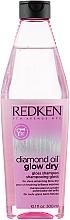Parfémy, Parfumerie, kosmetika Šampon na vlasy - Redken Diamond Oil Glow Dry