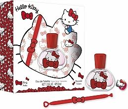 Parfémy, Parfumerie, kosmetika Koto Parfums Hello Kitty - Sada (edt/30ml + bracelet + ring)