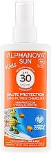 Parfémy, Parfumerie, kosmetika Ochranný sprej pro děti - Alphanova Sun Kids SPF 30 UVA