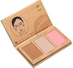 Parfémy, Parfumerie, kosmetika Paleta na make-up - Felicea Natural Trio Palette