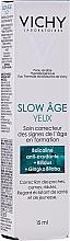 Parfémy, Parfumerie, kosmetika Krém na oči - Vichy Slow Age Eye Cream