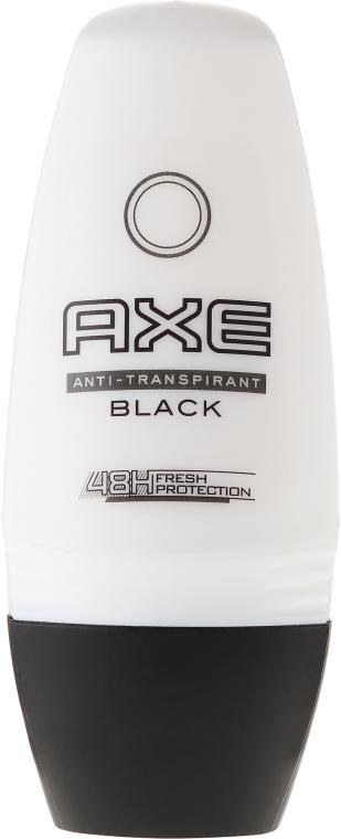 Kuličkový deodorant - Axe Black 48H Anti-perspirant — foto N1