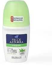 Parfémy, Parfumerie, kosmetika Kuličkový deodorant - Felce Azzurra Deo Roll-on IdraTalc Fresh