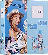 Parfémy, Parfumerie, kosmetika C-Thru Wanderlust Dream - Sada (edt/30ml + deo/150ml)