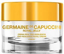 Parfémy, Parfumerie, kosmetika Komfortní omlazující krém pro normální pleť - Germaine de Capuccini Royal Jelly Pro-resilience Royal Cream Comfort