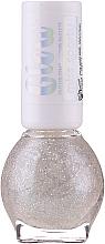 Parfémy, Parfumerie, kosmetika Lak na nehty - Miss Sporty Glow Glitter Coat
