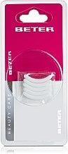 Parfémy, Parfumerie, kosmetika Vyměnitelné silikonové destičky pro natáčky na řasy, 5 ks - Beter Beauty Care
