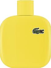 Parfémy, Parfumerie, kosmetika Lacoste Eau de Lacoste L.12.12 Yellow (Jaune) - Toaletní voda